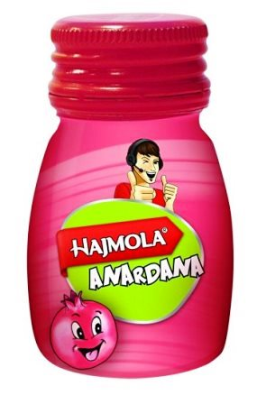 HAJMOLA ANARDANA BOTTLE - 120 TABLETS