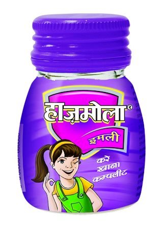 HAJMOLA IMLI BOTTLE - 120 TABLETS