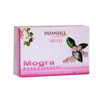PATANJALI MOGRA SOAP - 75 GM