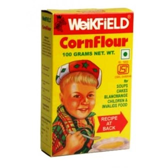WEIKFIELD CORN FLOUR - 100 GM