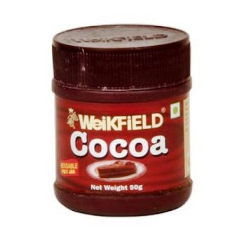 WEIKFIELD COCOA POWDER - 50 GM