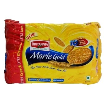 BRITANNIA MARIE GOLD BISCUITS - 400 GM