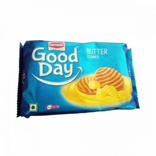 BRITANNIA GOOD DAY COOKIES - BUTTER -  250 GM