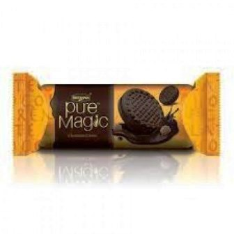 BRITANNIA PURE MAGIC - CHOCOLATE BISCUITS - 100 GM