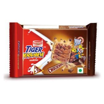 BRITANNIA TIGER BISCUITS - KRUNCH BUTTER - 45 GM