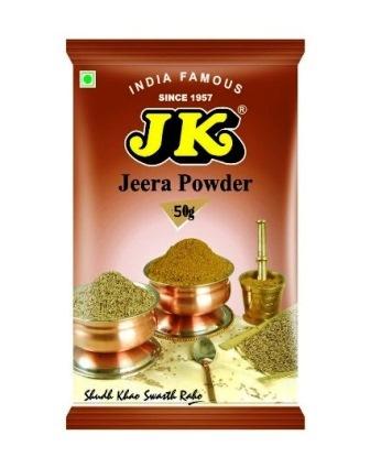 JK CUMIN POWDER - JEERA - JIRA - 50 GM