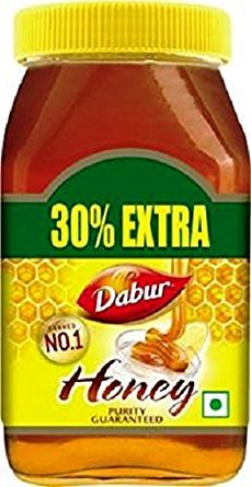 DABUR HONEY JAR - 1 KG PLUS 200 GM FREE