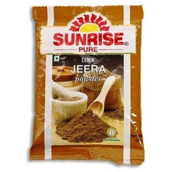 SUNRISE CUMIN POWDER - JEERA - JIRA - 50 GM