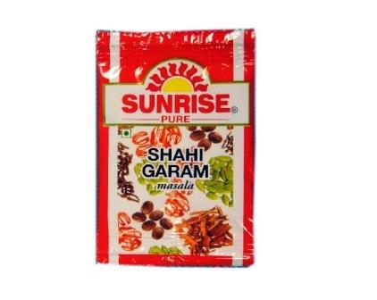 SUNRISE SHAHI GARAM MASALA POUCH - 3 GM