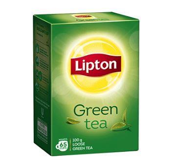 LIPTON GREEN TEA - LOOSE - 100 GM