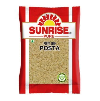 SUNRISE POPPY SEED - POSTO - 50 GM