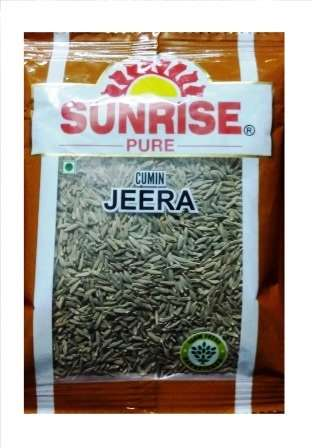 SUNRISE GOTA JEERA - JIRA - CUMIN WHOLE - 50 GM