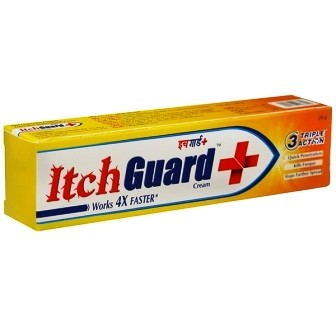ITCH GUARD PLUS CREAM - 20 GM