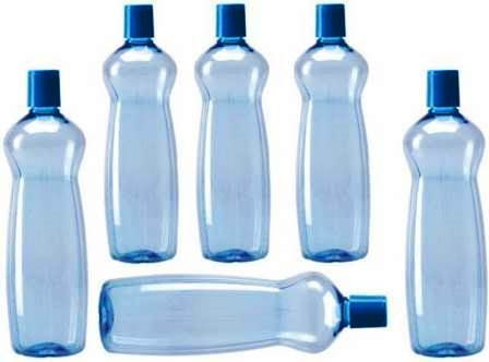MILTON WATER BOTTLES (LEAK PROOF AND UNBREAKABLE) - 6 PCS (COLOR MAY VARY)