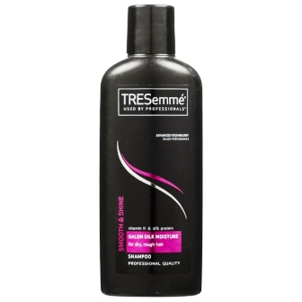 TRESEMME SMOOTH & SHINE SHAMPOO (BLACK) - 185 ML