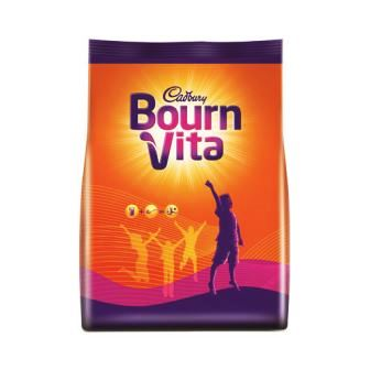 CADBURY BOURNVITA HEALTH DRINK - REFILL PACK - 500 GM
