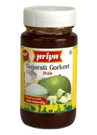 PRIYA GUJRATI GORKERI PICKLE - 300 GM
