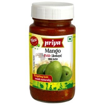 PRIYA MANGO PICKLE - 300 GM