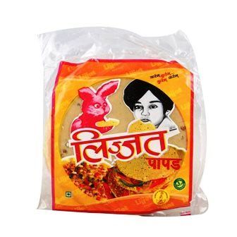 LIJJAT MASALA PAPAD PAPAR (BIG) - 200 GM