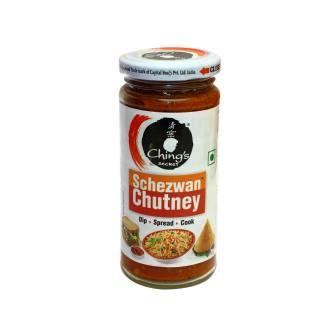 CHINGS SCHEZWAN CHUTNEY - 250 GM