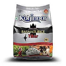 KOHINOOR TIBAR BASMATI RICE - 1 KG