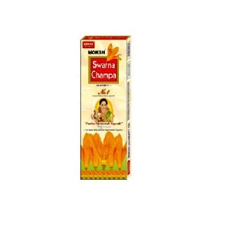 SWARNA CHAMPA INCENSE STICKS - DHUPKATHI - AGARBATTI - 20 GM