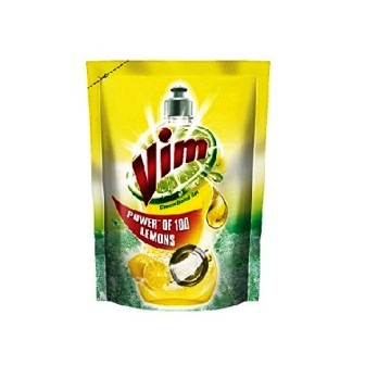 VIM DISHWASH GEL - REFILL PACK - 140 ML