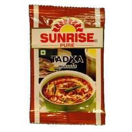 SUNRISE TADKA MASALA TARKA POUCH - 7 GM