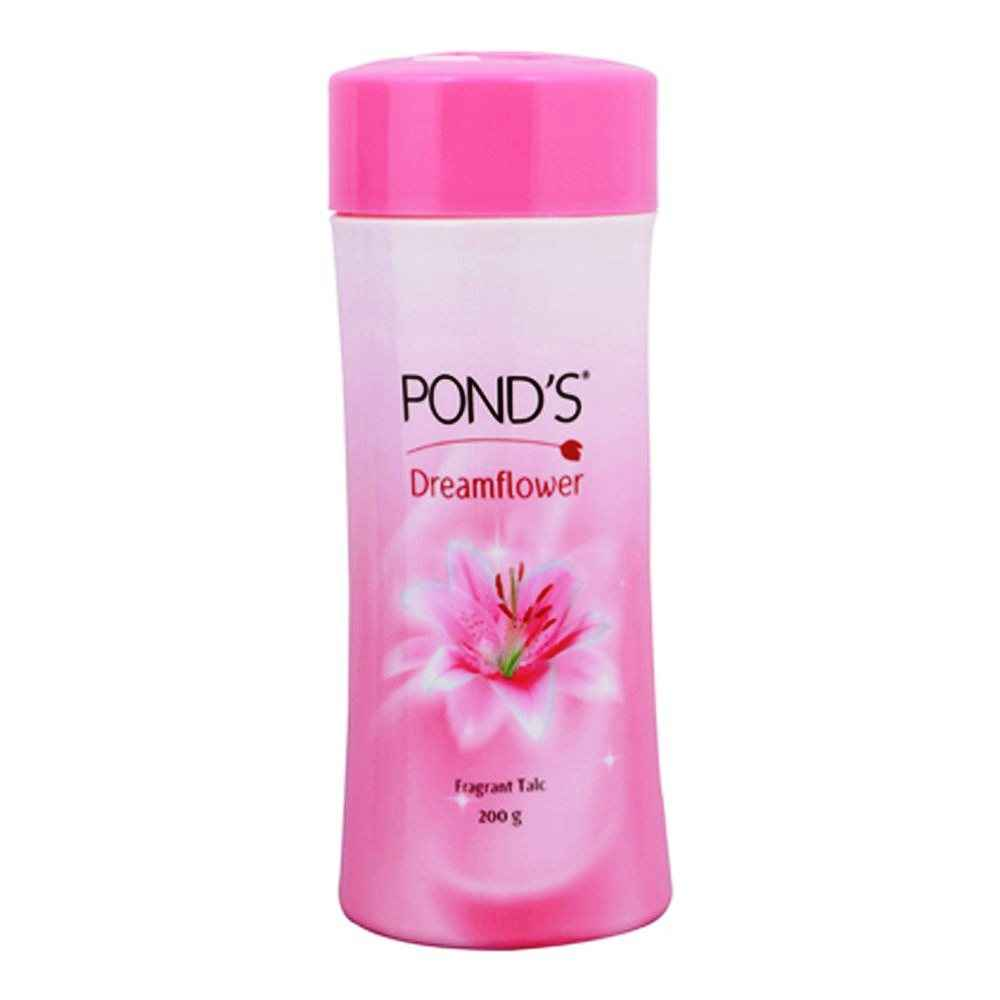 PONDS DREAMFLOWER TALCUM POWDER - 200 GM