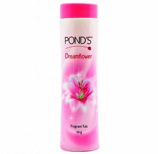 PONDS DREAMFLOWER TALCUM POWDER - 50 GM