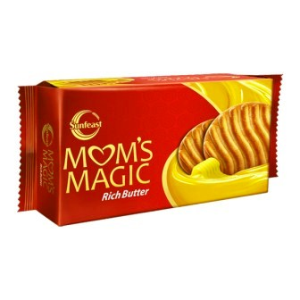 SUNFEAST MOMS MAGIC BISCUITS - RICH BUTTER - 200 GM