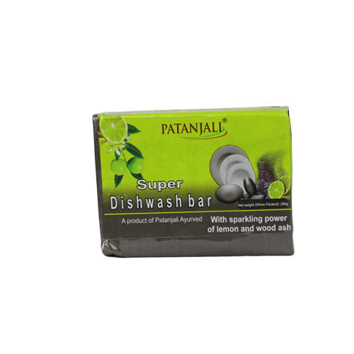 PATANJALI SUPER DISHWASH BAR - 175 GM
