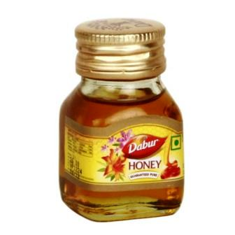 DABUR HONEY BOTTLE - 50 GM