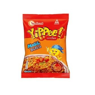 SUNFEAST YIPPEE NOODLES - MAGIC MASALA - 35 GM X 2