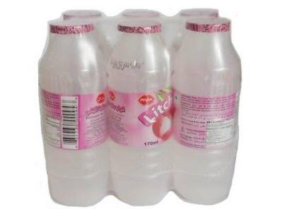 PRAN LITCHI FRUIT DRINK -175 ML PACK OF 6