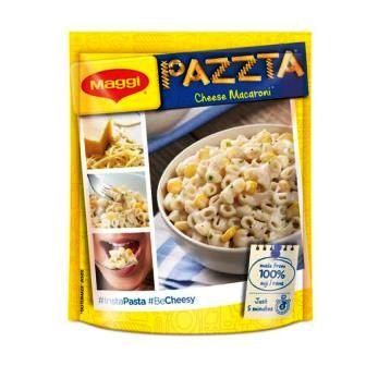 MAGGI PAZZTA CHEESE MACARONI - 65 GM