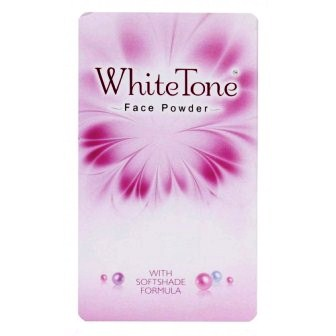 WHITE TONE FACE POWDER - 50 GM