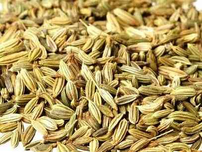 SOUNF - MOURI - FENNEL SEEDS BEST QUALITY - 50 GM