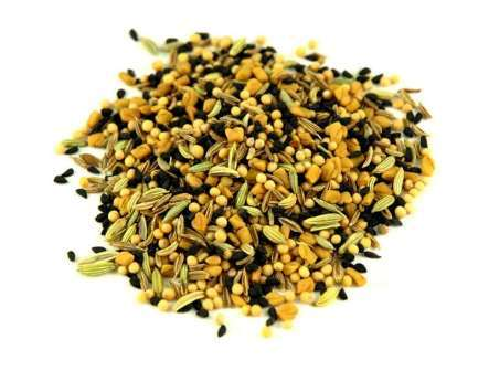 PANCH FORON - PACH FORON BEST QUALITY - 50 GM