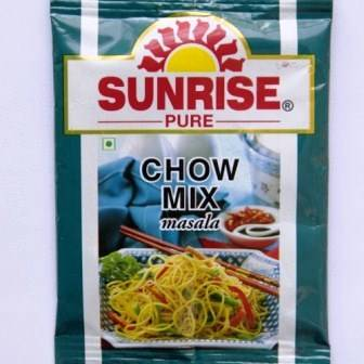 SUNRISE CHOW MIX MASALA - 10 GM