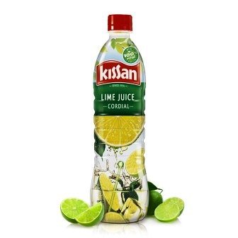 KISSAN LEMON JUICE - 750 ML