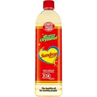 SUNDROP HEART OIL (BOTTLE) - 1 LTR