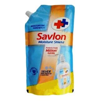 SAVLON MOISTURE SHIELD HAND WASH - REFILL PACK - 175 ML