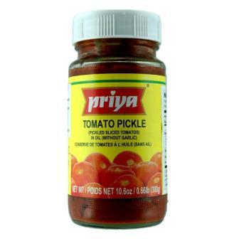 PRIYA TOMATO PICKLE - 300 GM