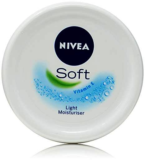 NIVEA SOFT LIGHT MOISTURISER - 200 ML
