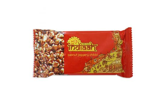 BISK FARM INDIAN CHIKKI - 1 PKT