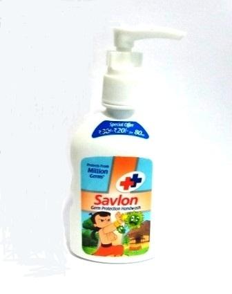 SAVLON MOISTURE SHIELD HAND WASH - 80 ML