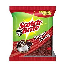 SCOTCH BRITE SUPER STRONG (BROWN) - 1 PC