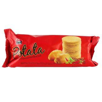 PRAN POTATA BISCUIT - 100 GM