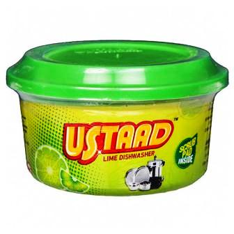 ANMOL USTAAD LIME DISHWASHER TUB - 400 GM PLUS FREE SCRUB PAD